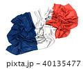 フランス国旗 40135477