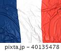 フランス国旗 40135478