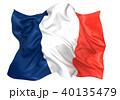 フランス国旗 40135479