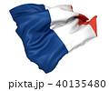 フランス国旗 40135480