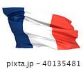 フランス国旗 40135481