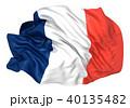 フランス国旗 40135482