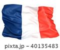 フランス国旗 40135483