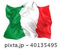 イタリア国旗 40135495