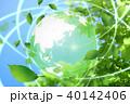新緑(エコロジーイメージ) 40142406