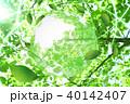 新緑(エコロジーイメージ) 40142407