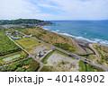 館山市 平砂浦海岸 海の写真 40148902