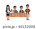 アジア人 アジアン アジア風のイラスト 40152008