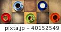 かかお コーヒー カップの写真 40152549