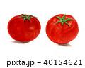 水彩画 トマト 野菜のイラスト 40154621