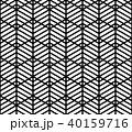 パターン 柄 模様のイラスト 40159716