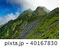 山 西穂高岳 風景の写真 40167830