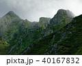 山 西穂高岳 風景の写真 40167832