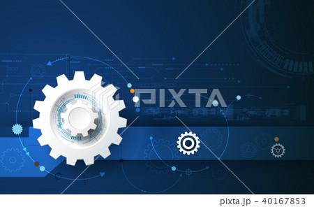 Hi-tech digital technology and engineering 40167853
