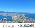 青空 北海道 函館の写真 40168265