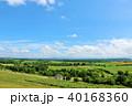 晴れ 北海道 美瑛の写真 40168360