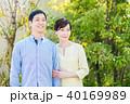 夫婦 中年 女性の写真 40169989