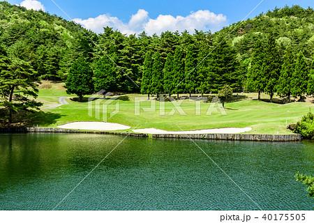 ゴルフ場 40175505