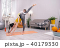 子供 体操 フィットネスの写真 40179330