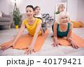 フィットネス 女 女性の写真 40179421