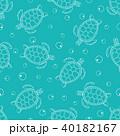かめ カメ 亀のイラスト 40182167