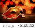 お面 マスク 面の写真 40183132