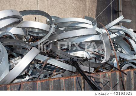 金属スクラップ 40193925