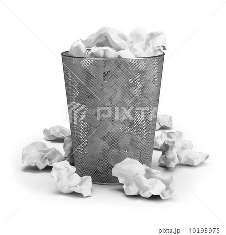 wastepaper basket 40193975