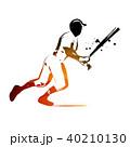 野球 バッター 打者のイラスト 40210130