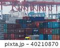 横浜 コンテナ 輸送の写真 40210870
