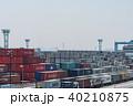 横浜 コンテナ 輸送の写真 40210875