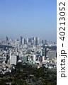 東京都 都心 ビル群の写真 40213052