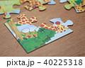 パズル (知育 子育て 育児 教育 子供部屋 キッズルーム おもちゃ 玩具 小物 ピース キリン) 40225318