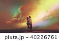 愛 LOVE ラブのイラスト 40226761