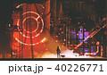 未来 未来的 人のイラスト 40226771