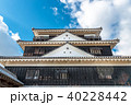 松山城 城 お城の写真 40228442