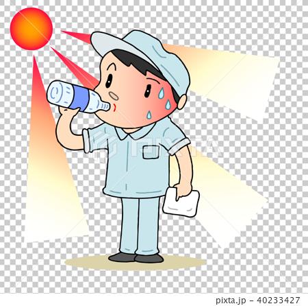 熱中症対策.1 40233427