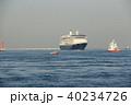 船舶 海 船の写真 40234726