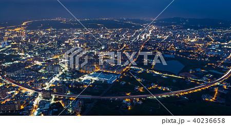 桃園市の夜景 40236658