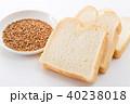 パンと小麦 40238018
