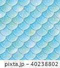 背景 青 青いのイラスト 40238802
