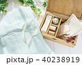 裁縫 裁縫箱 手芸の写真 40238919