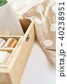 裁縫 裁縫箱 手芸の写真 40238951