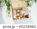 裁縫 裁縫箱 手芸の写真 40238962