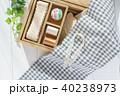 裁縫 裁縫箱 手芸の写真 40238973