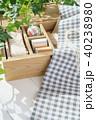裁縫 裁縫箱 手芸の写真 40238980