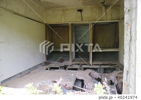 松尾鉱山 廃アパート 40241974