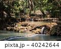 ラオス ルアンパバーン 河川の写真 40242644