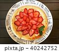 イチゴピザ 40242752