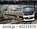 乗り物 列車 E257系の写真 40255874